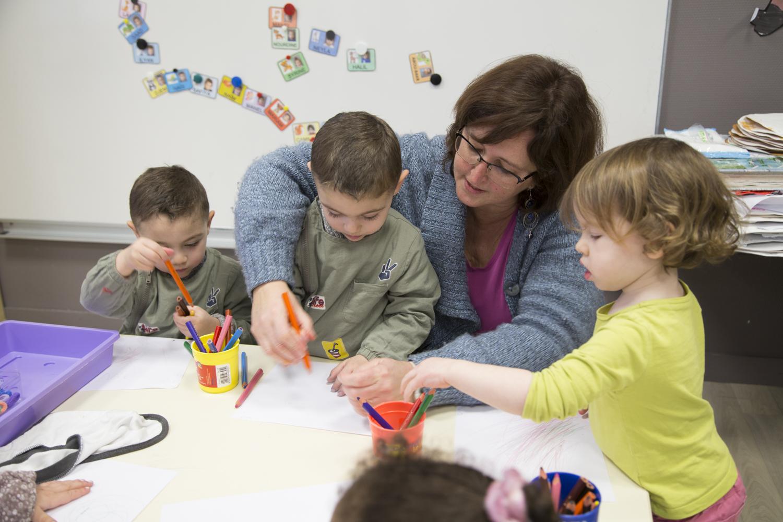 Ecole maternelle Mère Teresa Roubaix - Les valeurs de l'école